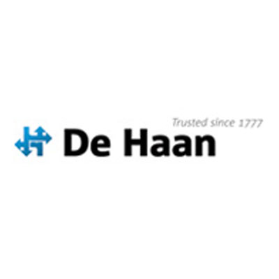 Logo of De Haan