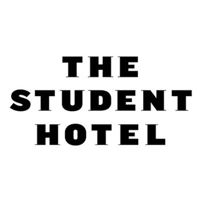 Logo of The Student Hotel