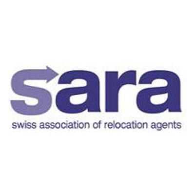 Logo of SARA Swiss Association of Relocation Agents