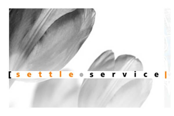 Logo van Settle Service