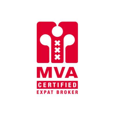 Logo van MVA Certified Expat Broker